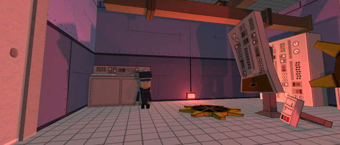 Indie Game Screenshot FPS Stealth Adventure