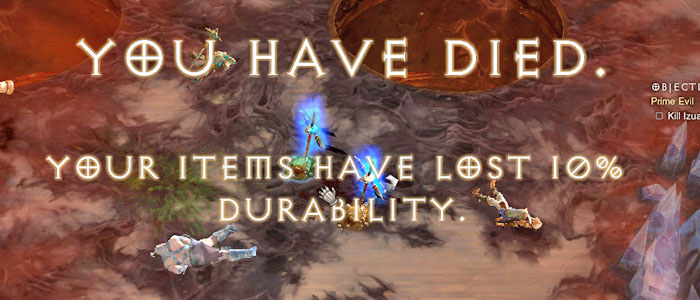 Diablo 3 Weapon Durability