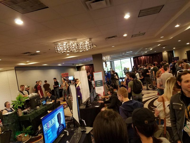 Seattle Indies Expo by Angle Mero